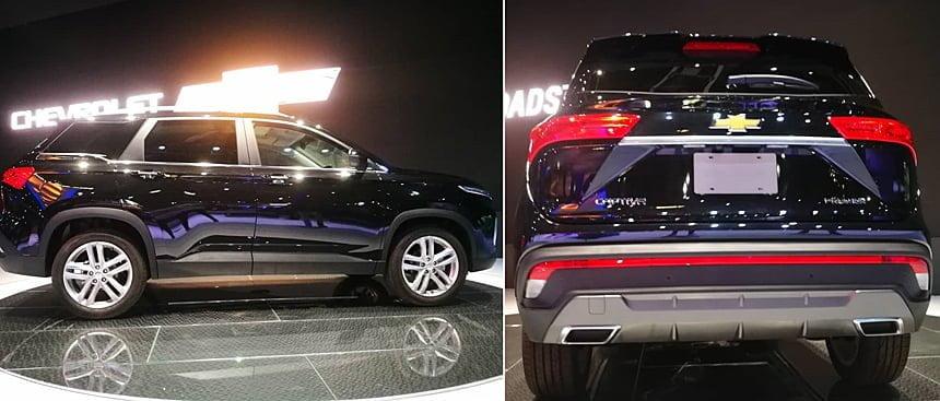 GM презентовала новую Chevrolet Captiva. Спойлер: в Узбекистане ее не будет - 1