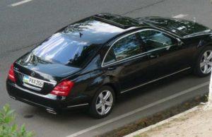 Mercedes-Benz / Мерседес-Бенц S-Klasse
