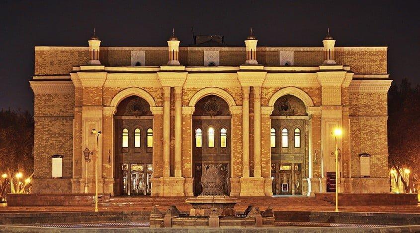 Центр Ташкента будет перекрыт вечером 27 ноября