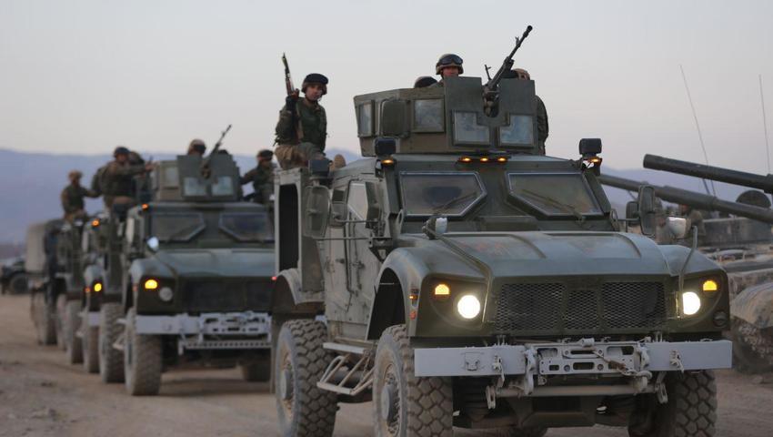 Военная техника Узбекистана