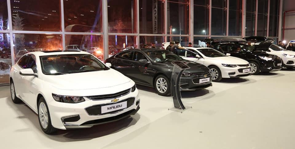 Цена Chevrolet Malibu 2 выросла