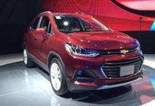 Chevrolet Tracker Narxi GM Uzbekistan цена и начало продаж