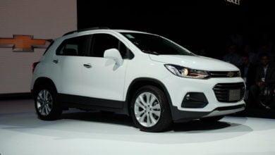 Chevrolet Tracker Narxi GM Uzbekistan начал продавать Треккер в автосалонах в Ташкенте и в Узбекистане