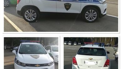 Photo of Дорожный патруль в Ташкенте будет ездить на Chevrolet Tracker
