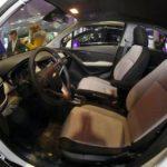 Салон Chevrolet Tracker и интерьер кроссовера GM Uzbekistan