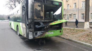 Photo of В Ташкенте снова сгорел автобус Mercedes — четвертый за три месяца