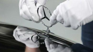 Photo of Завод Mercedes-Benz открылся в России