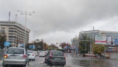 Потоп в Ташкенте - городские службы уже 10 лет не могут (или не хотят) восстановить разрушенную ливневую канализацию и систему арыков