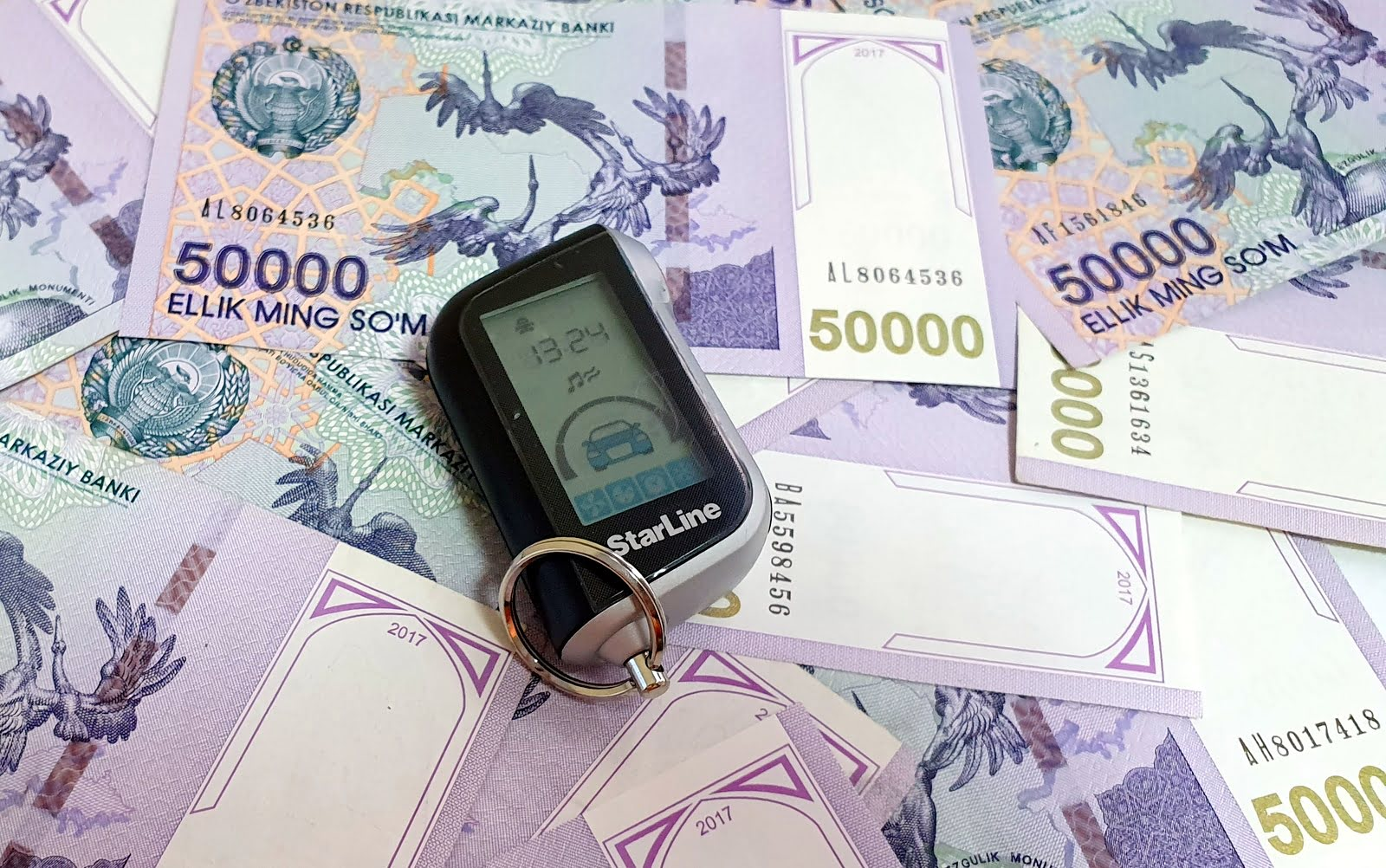 В Узбекистане пересчитают штрафы и госпошлины для водителей