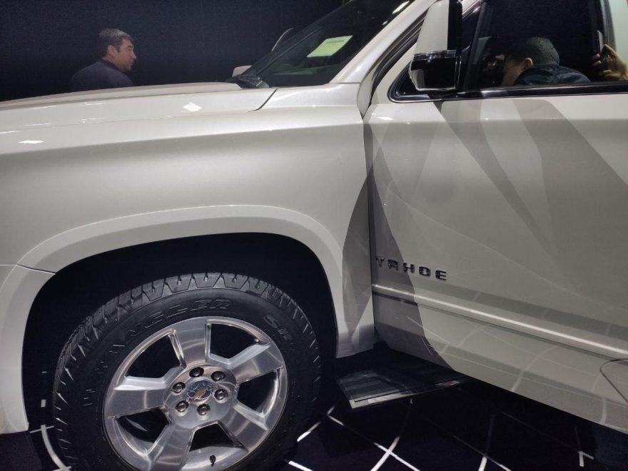 Tahoe, Equinox, Trailblazer и Traverse — 4 новые модели UzAuto Motors (GM Uzbekistan) - 1