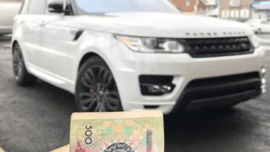 Range Rover в Узбекистане