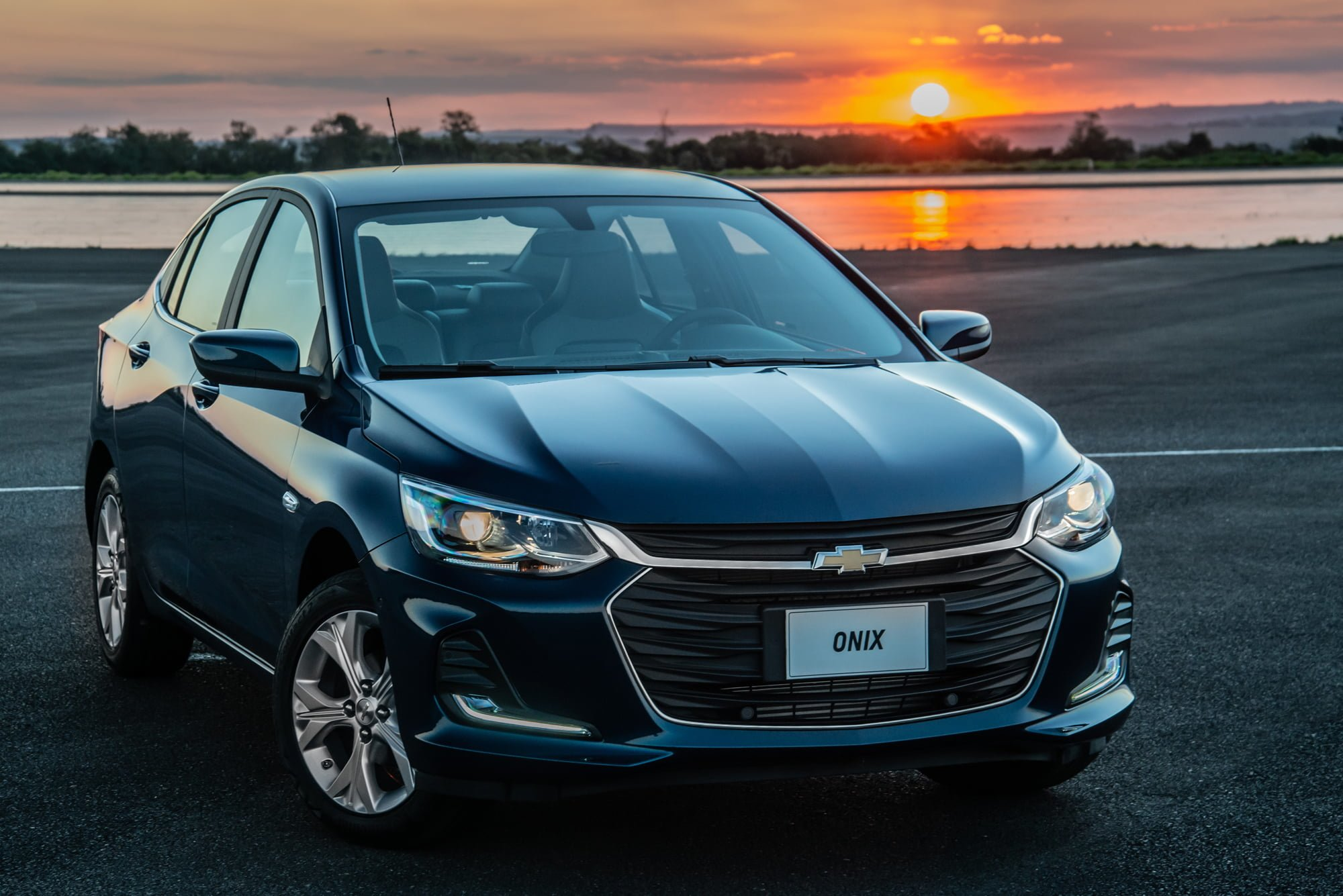 Chevrolet Onix — цена и дата начала продаж