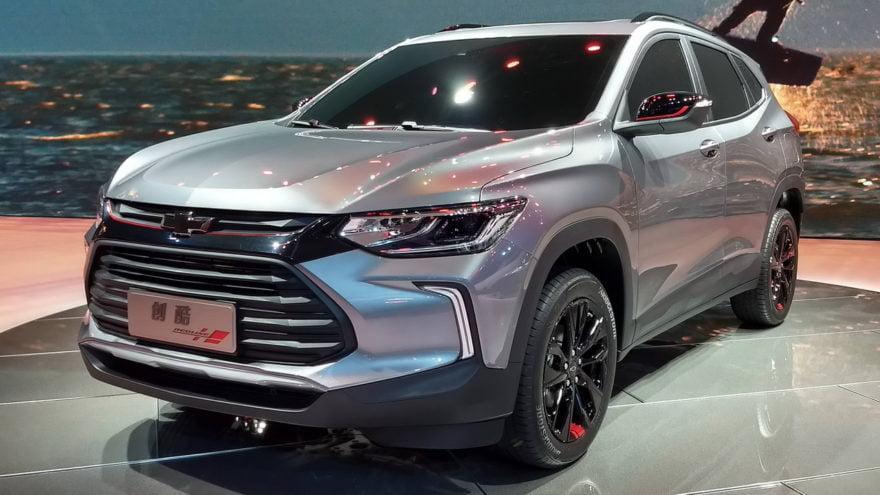 Новое поколение Chevrolet Tracker