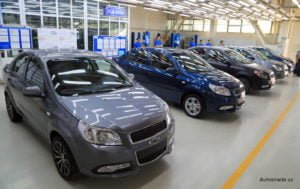 GM Uzbekistan начнет красить машины в матовые цвета