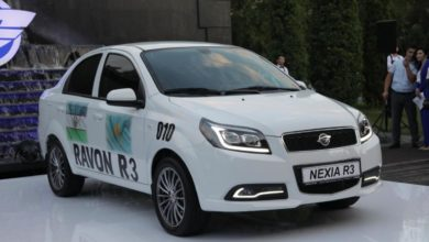 Raqvon Nexia R3 казахстанской сборки