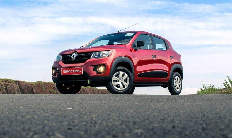 Renault Kwid в Узбекистане
