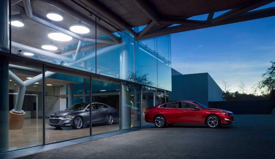 Chevrolet Malibu 2019 Facelift GM Uzbkistan UzAuto Motors 1.5 L Turbo