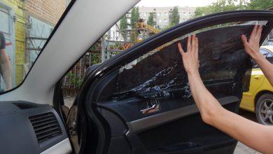 Photo of В Ташкенте взлетели цены за наклейку тонировки (300 тысяч за стекло 😎)