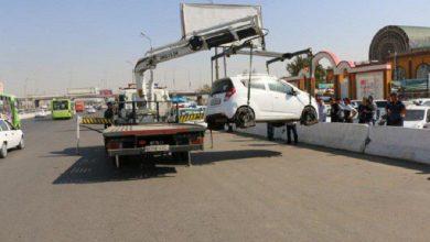 Photo of ГАИ эвакуирует неправильно припаркованные автомобили возле ташкентских рынков