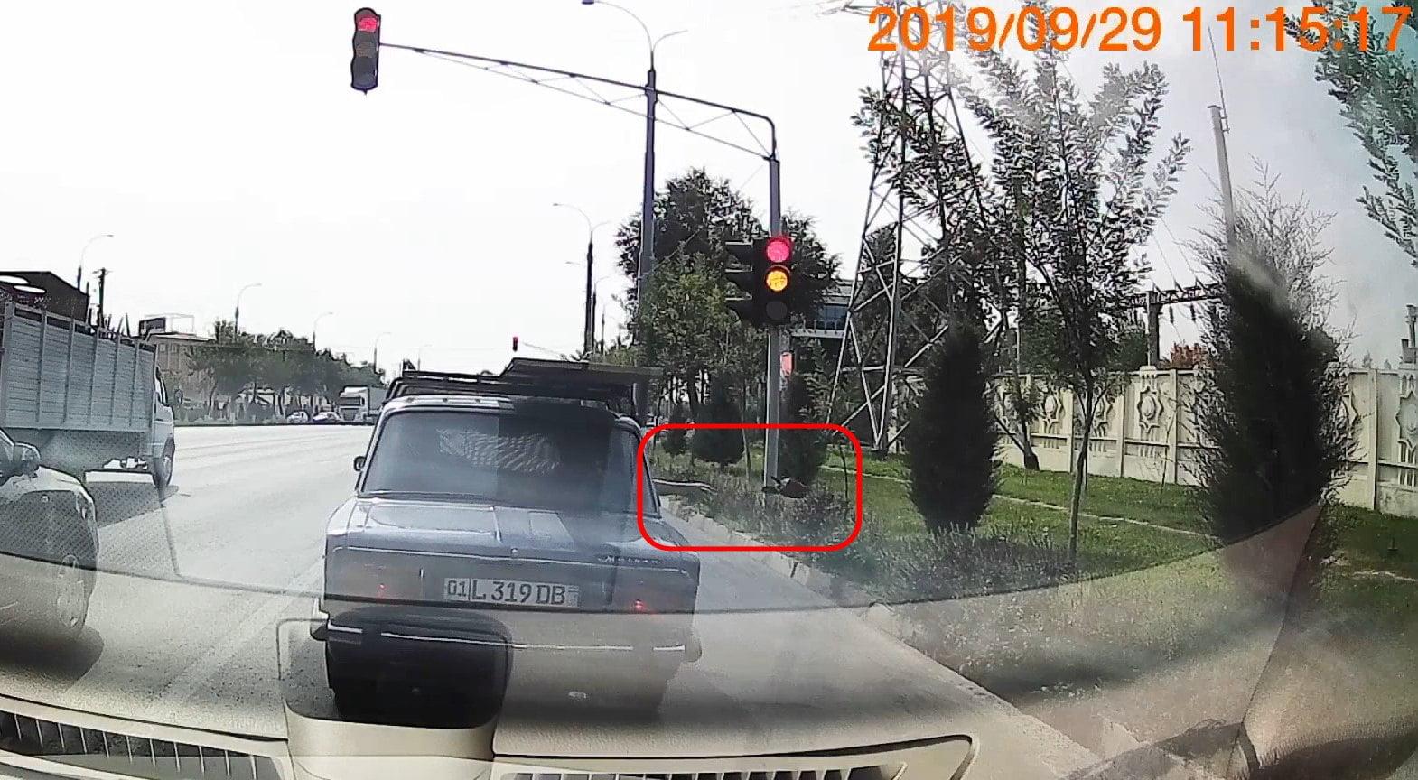 Штраф в 2,2 млн. за выброшенный мусор из окна автомобиля