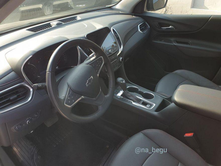 Chevrolet Equinox: цена, характеристики и фото