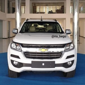 Chevrolet Trailblazer: цена, характеристики и фото в Узбекистане