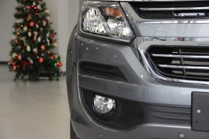 Chevrolet Trailblazer: цена, характеристики и фото в Узбекистане