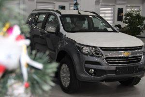 Chevrolet TrailBlazer в автосалоне Рохат в Ташкенте (4)