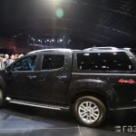 Isuzu D-Max — пикап за $40,000 (не Tesla) из Самарканда