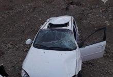 Photo of Мойщик угнал Lacetti, не справился с управлением, вылетел с обрыва и перевернулся