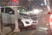 Photo of Тройное ДТП произошло в Ташкенте: столкнулись «Жигули», Spark и Toyota