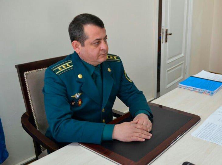 Полковник Олим Саидов назначен начальником Главного управления безопасности дорожного движения МВД Узбекистана.