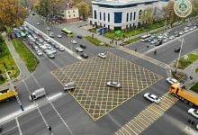 Photo of «Вафельная» разметка в Ташкенте: что это такое и зачем она нужна?
