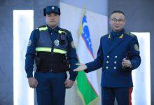 Photo of Новую форму и экипировку инспекторов ГАИ показали в Ташкенте