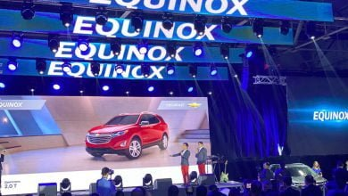 Photo of Chevrolet Equinox: цена, характеристики и фото
