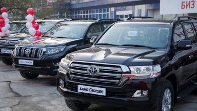 Photo of Toyota — официальный дилер в Узбекистане