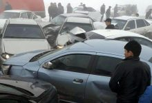 Photo of Массовая авария произошла в Самаркандской области — столкнулись 14 автомобилей