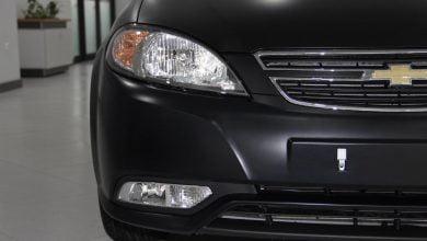 Photo of Lacetti матового черного цвета в топовой комплектации