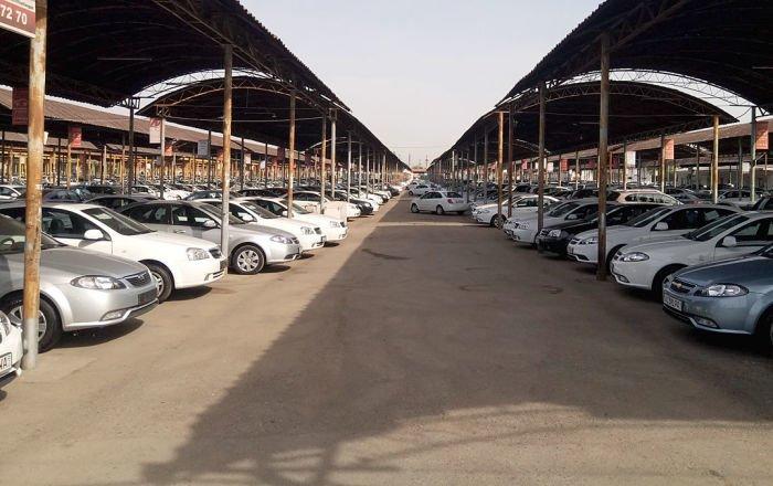 Машинный базар Серегели и Фархадский закрываются