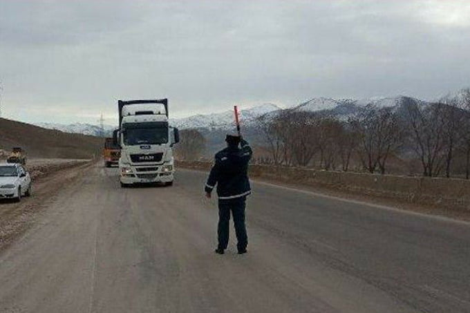 Движение через перевал Камчик закрыто