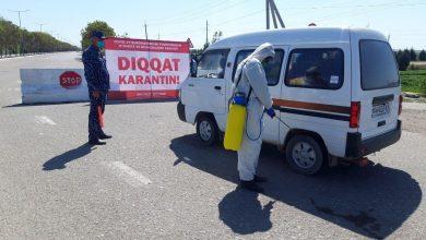Photo of Карантин продлен до 15 июня. Движение личных автомобилей между регионами запрещено