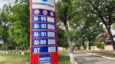 Photo of Бензин снова подешевеет. АИ-80 будет стоить 4000 сумов за литр
