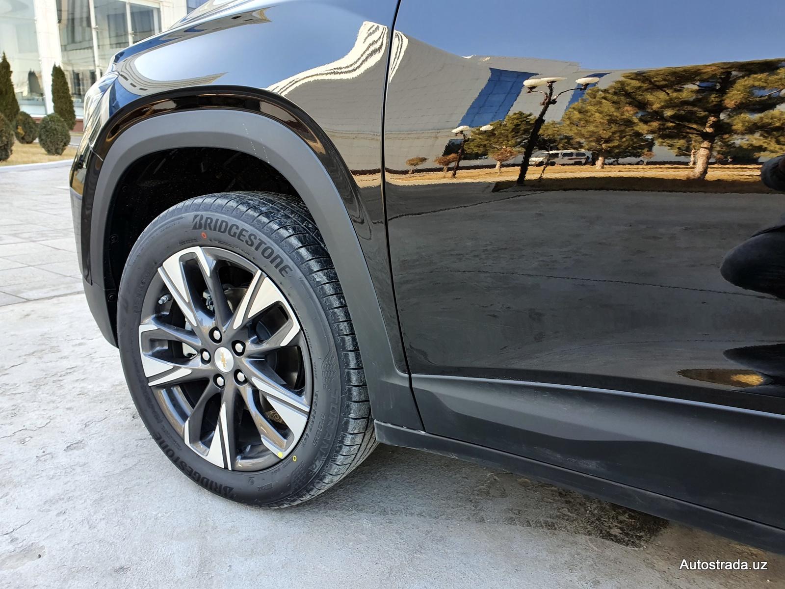 Chevrolet Tracker 2021 в Узбекистане