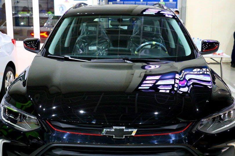 Chevrolet Tracker 2 в комплектации Redline