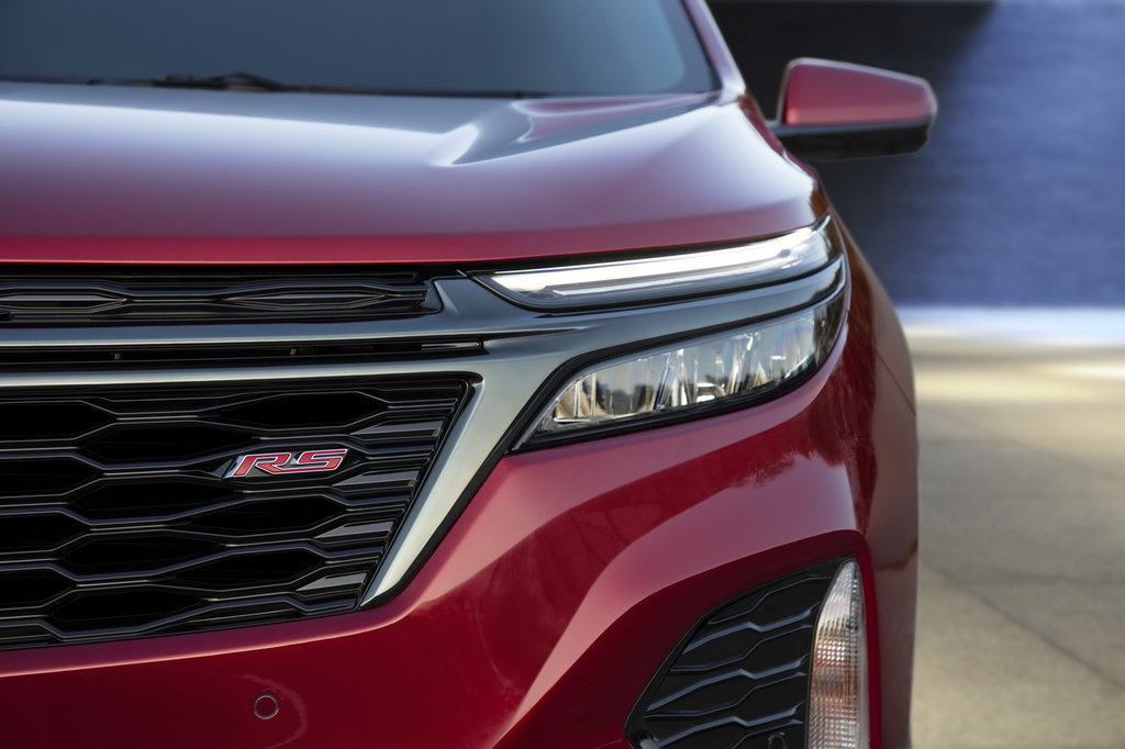 Новый Chevrolet  Equinox в Узбекистане: цена, фото и технические характеристики