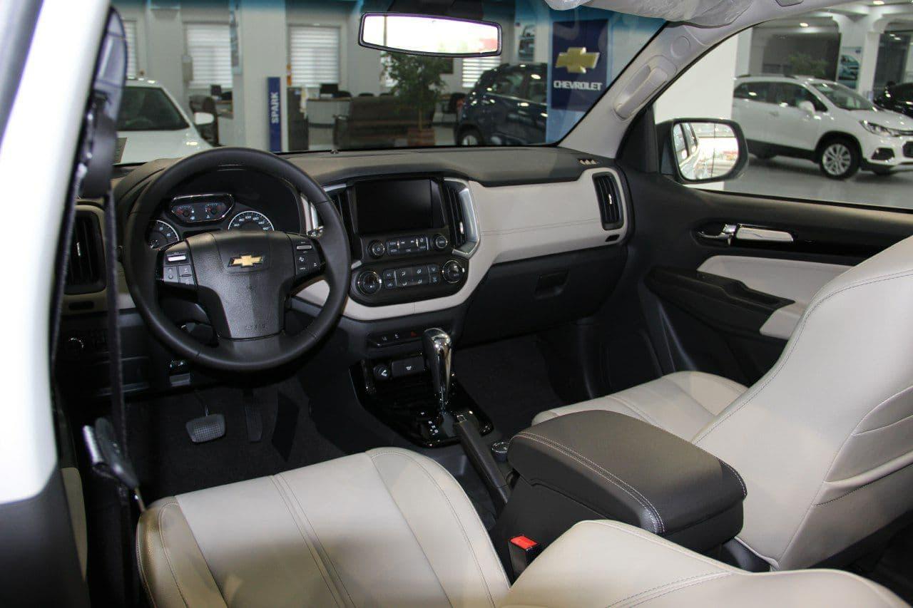 Салон Chevrolet Trailblazer