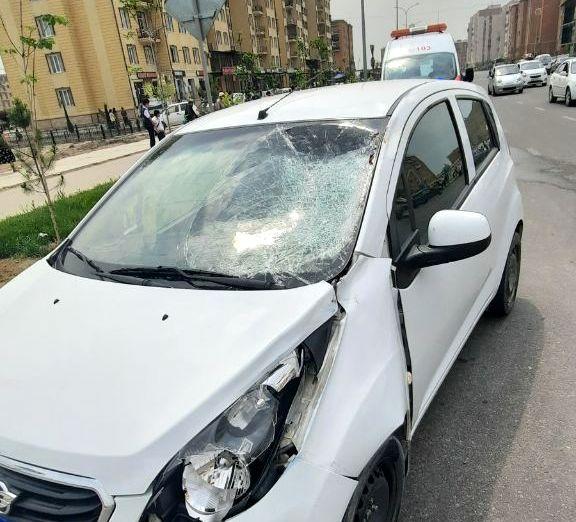 В Ташкенте водитель, в феврале лишённый прав за вождение в состоянии опьянения, сбил насмерть мужчину на пешеходном переходе.