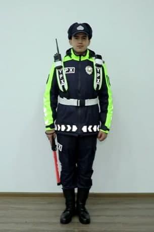 МВД официально утвердило новую форму инспекторов ГАИ